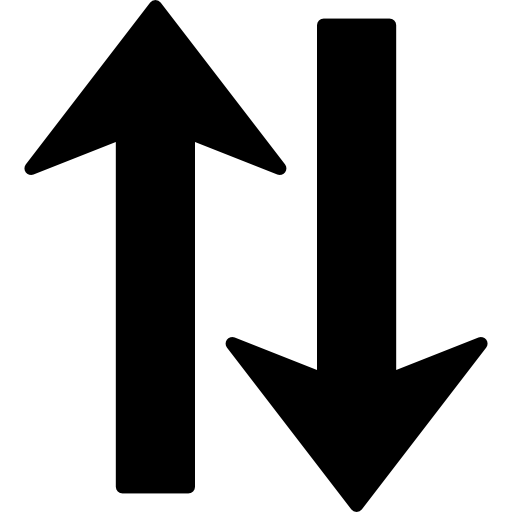 ordenar por icono